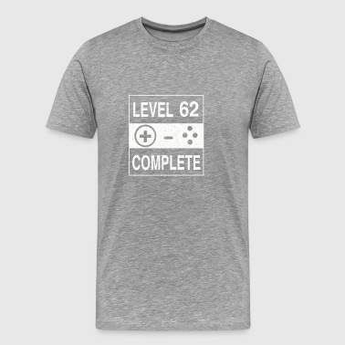 Level 62 Complete - Men's Premium T-Shirt