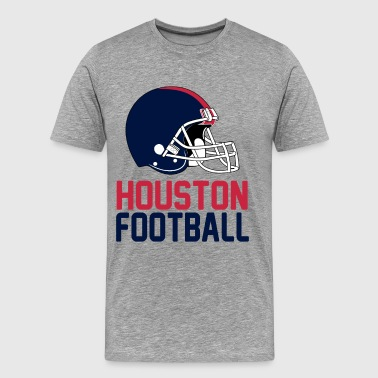 casco de Houston - Camiseta premium hombre