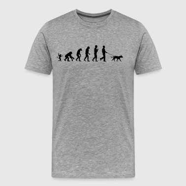 Evolution of Man - Männer Premium T-Shirt