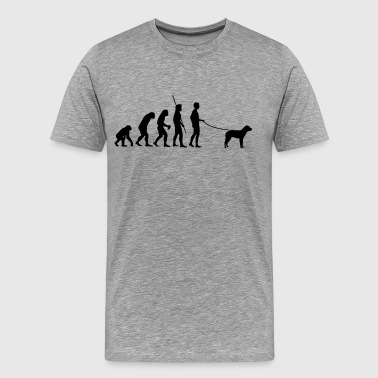 Evolution Dog - Men's Premium T-Shirt