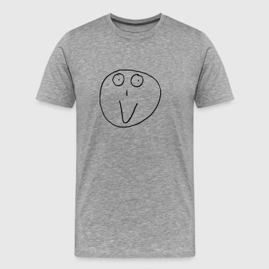 Steven Smiling - Men's Premium T-Shirt