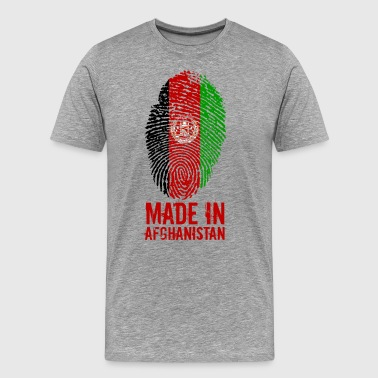 Made in Afghanistan / Gemacht in Afghanistan - Männer Premium T-Shirt