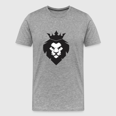 Lion king - Premium T-skjorte for menn