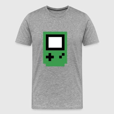 green console - Men's Premium T-Shirt