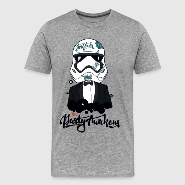 The Party Awakens - T-shirt Premium Homme