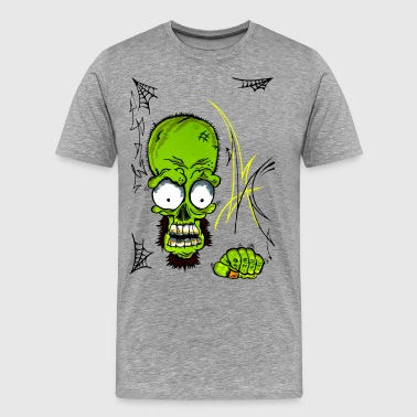 Ghetto egen Monster - Herre premium T-shirt