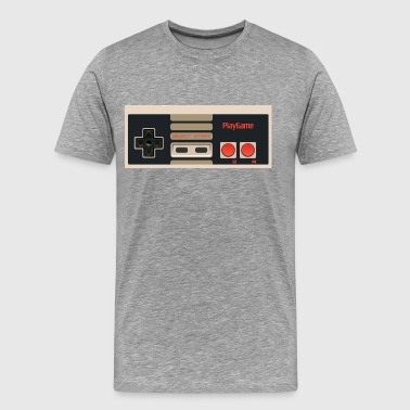 retro Gamer - Premium T-skjorte for menn