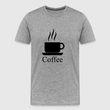 COFFEE TIME - T-shirt Premium Homme