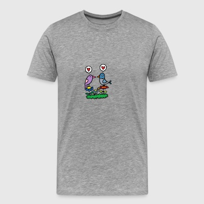 favorite bird - Men's Premium T-Shirt