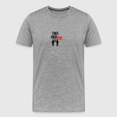 High Five - Männer Premium T-Shirt