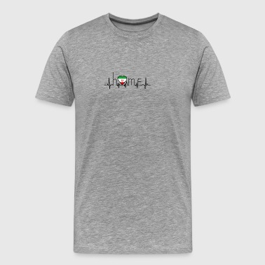 i love home Iran - Men's Premium T-Shirt