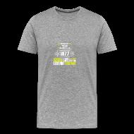 Geschenk Zum 40. Geburtstag Für Segler   Männer Premium T Shirt
