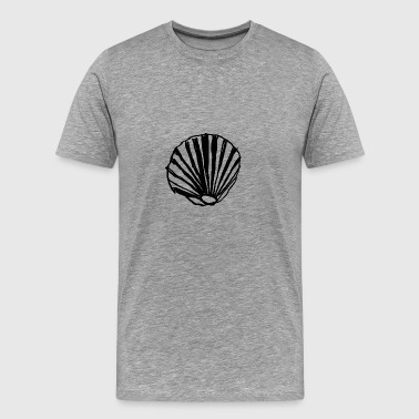 coquille - T-shirt Premium Homme