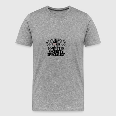 computer security specialist - Men's Premium T-Shirt
