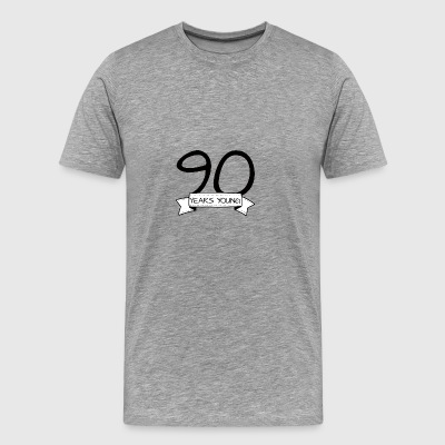 90th birthday: 90 Years Young - Men's Premium T-Shirt