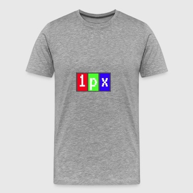 1px - Men's Premium T-Shirt