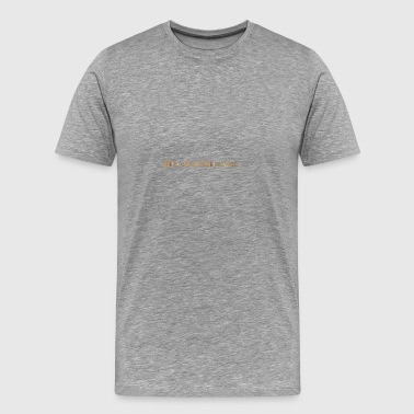 Dancefloor Analyzer _-_ Copy_-2- - Mannen Premium T-shirt