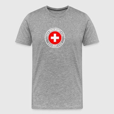 MY HOME VEVEY - Men's Premium T-Shirt