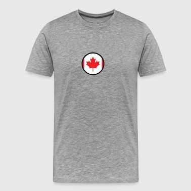 Under The Sign Of Canada - Men's Premium T-Shirt