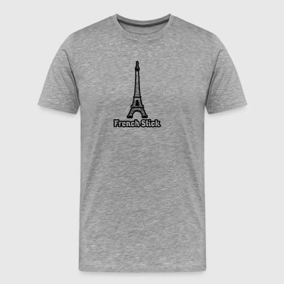 frenchstick blak - Men's Premium T-Shirt