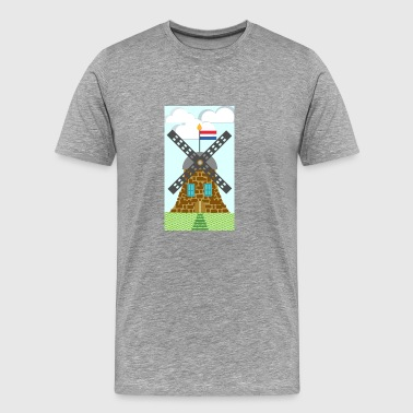 Mill - Men's Premium T-Shirt