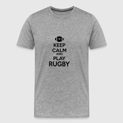 6061912 126532859 rugby - T-shirt Premium Homme
