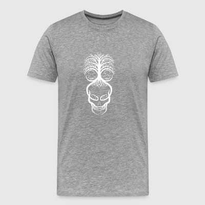 Tree of the cycle - Men's Premium T-Shirt