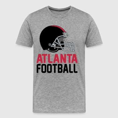 Helmet Atlanta - Men's Premium T-Shirt