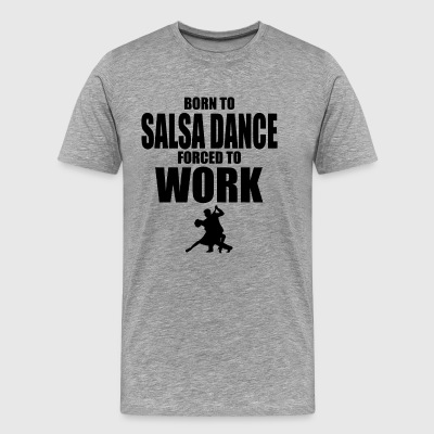 Salsa dancing - Men's Premium T-Shirt