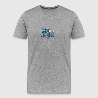 DavidLetsPlay Merch - Men's Premium T-Shirt