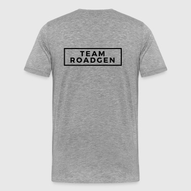 TEAM ROADGEN - Herre premium T-shirt