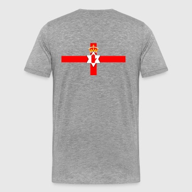queensberry boxing northern ireland - Men's Premium T-Shirt