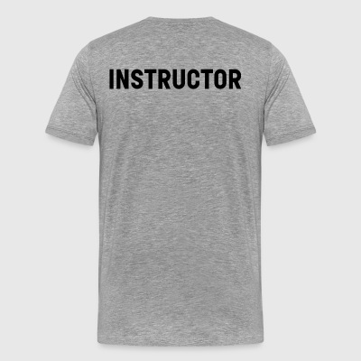 Instructor - T-shirt Premium Homme