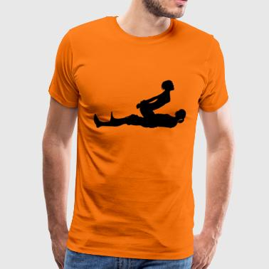 sex position - Männer Premium T-Shirt