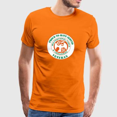 multinational_force_and_observers_vetera - Mannen Premium T-shirt