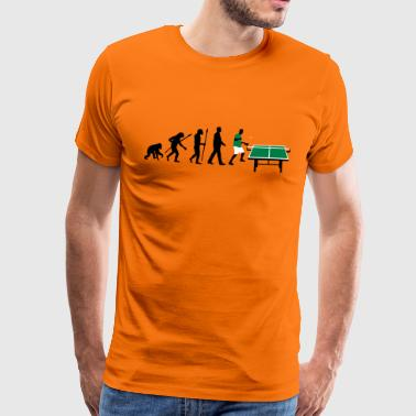 evolution_table_tennis_052012_b_3c - T-shirt Premium Homme