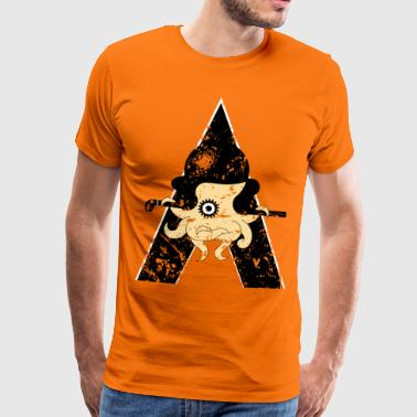Clockwork Octopus - T-shirt Premium Homme