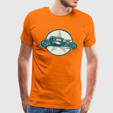1920 Hot Rod Masters basic - T-shirt Premium Homme