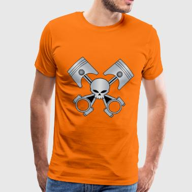 v twin power - Männer Premium T-Shirt