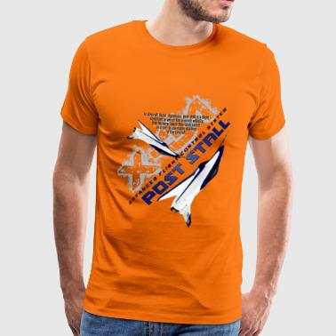 Post Stall Flying Condition - Männer Premium T-Shirt