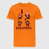 kakamora Coconut monsters pirates südsee movie Crawling - Men's Premium T-Shirt