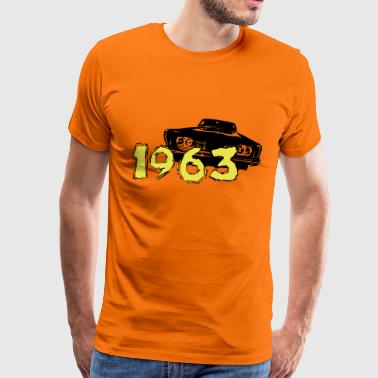 1963 Fury - Men's Premium T-Shirt