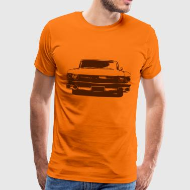 Caddy - Herre premium T-shirt