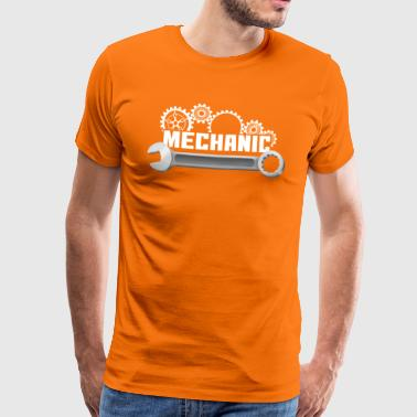 Mechanic mechanic - Men's Premium T-Shirt
