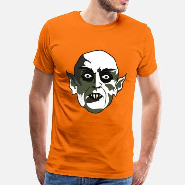 Nosferatu SpaceHoop - Nosferatu - Men's Premium T-Shirt