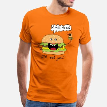 Hamburger Blagues JLB Froehlicher Hamburger blague 19082017 1 - T-shirt Premium Homme