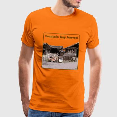 Ordina online magliette con tema fieno spreadshirt for Piani di casa di balla di fieno