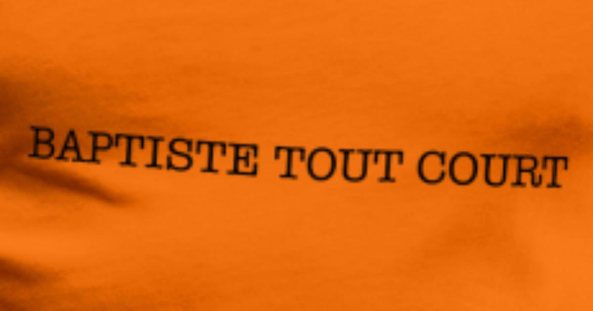 Baptiste Tout Court T-shirt premium Homme   Spreadshirt d914eff84cd3