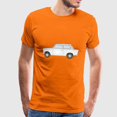 Trabbi Ostalgie Design - Men's Premium T-Shirt