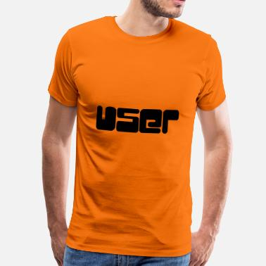 User User - Men's Premium T-Shirt